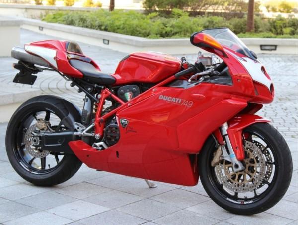 Ducati 749 Review